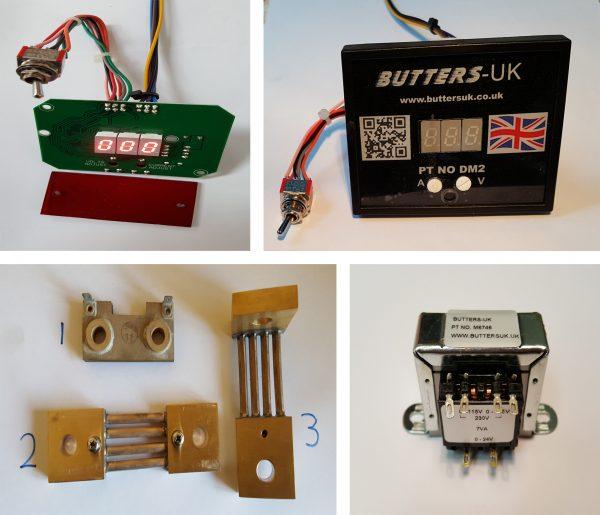 Digital Meter Connections